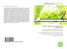 Bookcover of Immortal Grand Prix