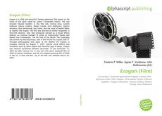 Eragon (Film) kitap kapağı