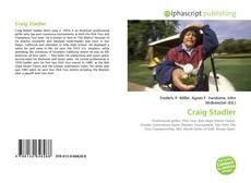 Craig Stadler kitap kapağı