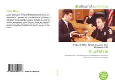 Bookcover of Chief Mate