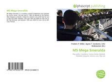 Capa do livro de MS Mega Smeralda