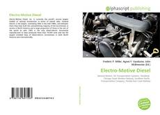 Bookcover of Electro-Motive Diesel