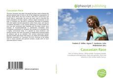 Bookcover of Caucasian Race