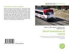 Diesel locomotives of Ireland kitap kapağı