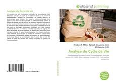 Capa do livro de Analyse du Cycle de Vie