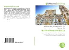 Portada del libro de Bartholomew of Lucca