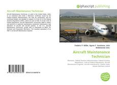 Buchcover von Aircraft Maintenance Technician
