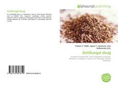 Bookcover of Antifungal drug