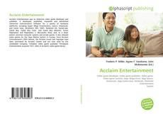 Couverture de Acclaim Entertainment