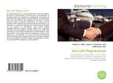 Buchcover von Aircraft Registration