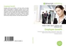 Bookcover of Employee benefit