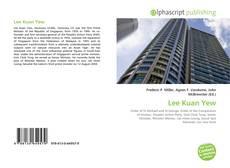 Bookcover of Lee Kuan Yew