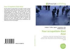 Four occupations (East Asia) kitap kapağı