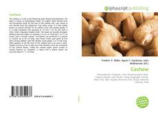 Bookcover of Cashew