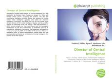 Bookcover of Director of Central Intelligence