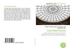 Bookcover of Juan Pablo Duarte