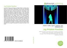 Bookcover of Jay Pritzker Pavilion