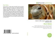 Couverture de Dun Gene