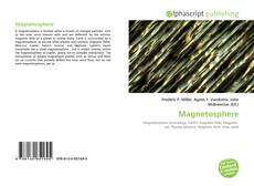 Bookcover of Magnetosphere