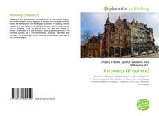 Couverture de Antwerp (Province)