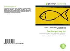 Bookcover of Contemporary art