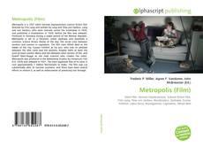 Capa do livro de Metropolis (Film)