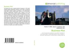 Bookcover of Business Plot