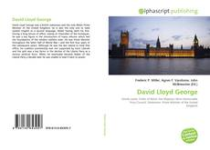 Bookcover of David Lloyd George