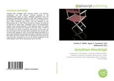 Bookcover of Jonathan Hensleigh