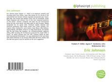 Bookcover of Eric Johnson