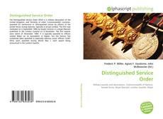 Обложка Distinguished Service Order