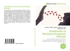Classification of Pharmaco-Therapeutic Referrals的封面