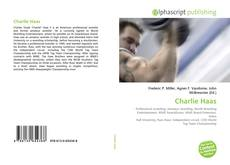 Bookcover of Charlie Haas