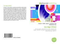 Ice Age (Film)的封面