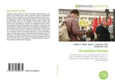 Bookcover of Dravidian Parties