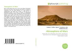Copertina di Atmosphere of Mars