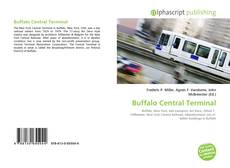 Bookcover of Buffalo Central Terminal