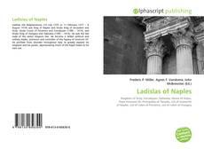 Copertina di Ladislas of Naples