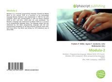 Bookcover of Modula-2