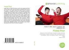 Couverture de Happy Days