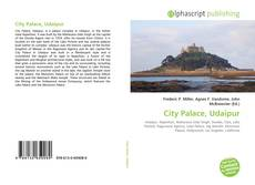 Bookcover of City Palace, Udaipur
