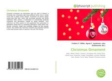 Bookcover of Christmas Ornament