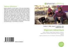 Buchcover von Digimon Adventure