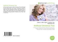 Borítókép a  Artificial Christmas Tree - hoz