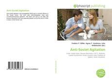 Couverture de Anti-Soviet Agitation