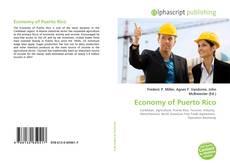 Обложка Economy of Puerto Rico