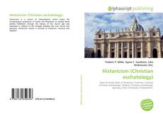 Bookcover of Historicism (Christian eschatology)