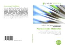 Bookcover of Acousto-optic Modulator