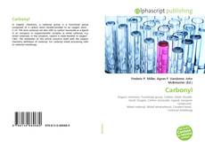 Bookcover of Carbonyl