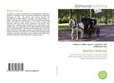 Portada del libro de Breton (horse)